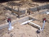 Coloane canalizare şi racordări la coloane