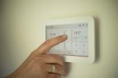 Montări de termostate ambientale pentru centralele termice